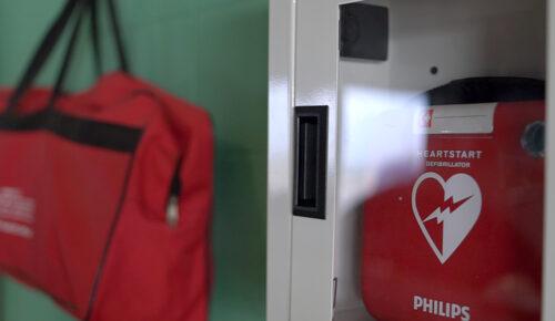 Pensando en la salud de nuestro equipo de Trabajo y clientes, en el año 2019, fuimos certificados por la federación argentina de Cardiología como ÁREA CARDIOPROTEGIDA, adquiriendo además para cualquier emergencia un desfibrilador automático (DEA) Philips para uso propio.